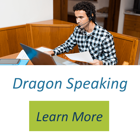 Dragon Naturally Speaking Course | The Learning Source