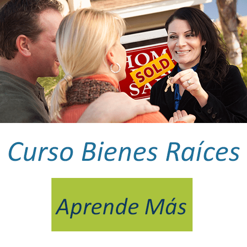 Curso Bienes Raíces | The Learning Source