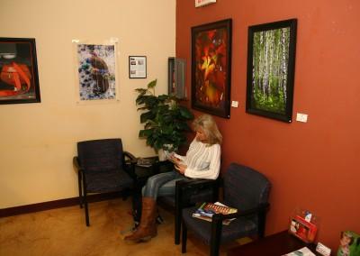 Lobby & waiting area